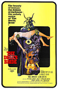 Devilish Posters - The Devils Bride, Aka The Devil Rides Poster by Everett