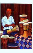 MaryAnn Stafford - The Djembe Man