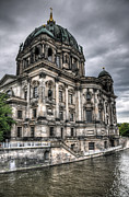 Berliner Framed Prints - The Dom Framed Print by Ryan Wyckoff