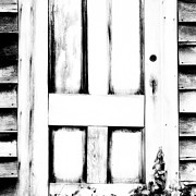 Old Door Photos - The Door by Bonnie Bruno