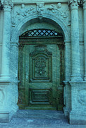 Lucerne Art - The Door to The Secret by Susanne Van Hulst