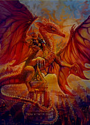 Steve Roberts - The Dragon Riders