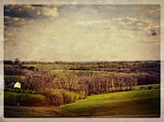 The Driftless Zone Print by Mary Machare