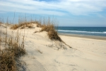 Nc Framed Prints - The Dunes Framed Print by Kelvin Booker