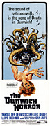 1970s Poster Art Photos - The Dunwich Horror, Poster Art, 1970 by Everett