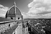 Italian Culture.italian Renaissance Prints - The Duomo In Florence, Italy Print by Dennis Flaherty