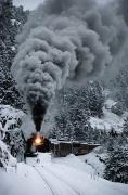 Narrow Gauge Photos - The Durango & Silverton Narrow Gauge by Paul Chesley