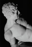 Marble Photos - The Dying Gladiator by Pierre Julien