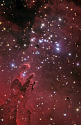 Messier 16 Prints - The Eagle Nebula Print by R Jay GaBany