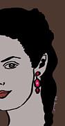 Kate Farrant - The Earring