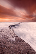 Portugal Prints - The edge of earth Print by Jorge Maia