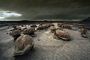 The Egg Factory - Bisti Badlands Print by Keith Kapple