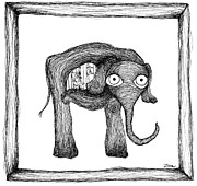 Zelde Grimm - The Elephant and The...