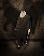 Haunted Mansion Photos - The Elephant Man by Liezel Rubin