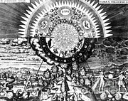Blood Moon Posters - The Emerald Tablet, 1618 Poster by Science Source