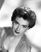 1950s Portraits Photo Metal Prints - The End Of The Affair, Deborah Kerr Metal Print by Everett