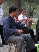Alfred Ng - the Erhu player