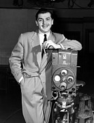1950s Tv Photos - The Ernie Kovacs Show, Ernie Kovacs by Everett