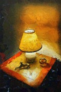 Balram Panikkaserry - The Evening Lamp