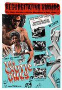 1960s Poster Art Photos - The Exotic Ones, Aka The Monster And by Everett