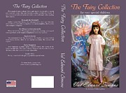 Book Cover Paintings - The Fairy Collection - Full Cover by Yoo Choong Yeul