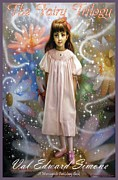 Korea Paintings - The Fairy Trilogy - Front Book Cover by Yoo Choong Yeul