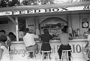 Lunch Box Prints - The Feed Box, Scene At Buckeye Lake Print by Everett