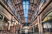 Shopping Photos - The Ferry Market Building by Scott Norris