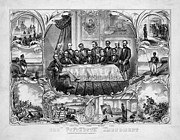 15th Amendment Prints - The Fifteenth Amendment Print by Granger