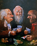 Gambling Originals - The fifth ace by Richard Yoakam