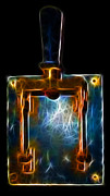 Lawyers Art - The Final Switch - Execution By Electrocution - Electric Art by Wingsdomain Art and Photography