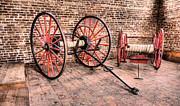 Harpers Ferry Photos - The Firehouse by JC Findley