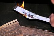 Paul SEQUENCE Ferguson             sequence dot net - THE FIRST FACE OF FIRE
