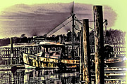 Trawler Metal Prints - The Fishing Life Metal Print by Tom Prendergast