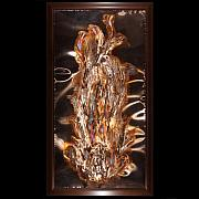 Featured Reliefs - The Flame by Jeff  Williams