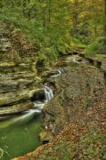 Ithaca Photos - The Flow by Evelina Kremsdorf