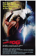 Horror Movies Posters - The Fog, Jamie Lee Curtis, 1980 Poster by Everett