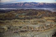 Panamint Valley Photos - The Foothills Of Amargosa Canyon by Michael Melford