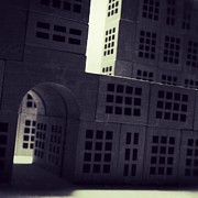 The Forgotten Town - 14 Print by Mirko Lamonaca