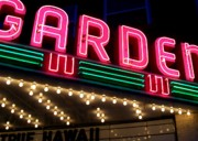 Movie Theater Prints - The Garden Frankfort MI Print by Michelle Calkins