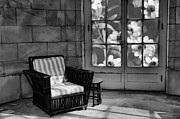 Marble Art - The Gardeners Chair by Robin-lee Vieira