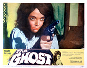 1960s Movies Posters - The Ghost, Aka Lo Spettro, The Spectre Poster by Everett