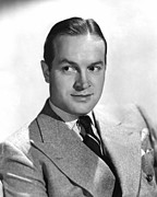 1940s Portraits Art - The Ghost Breakers, Bob Hope, 1940 by Everett