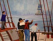 Bill Hubbard - The Ghost Ship Mary Celeste