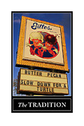 Ice Cream Cones Prints - The Gilles Tradition 2 Print by Geoff Strehlow