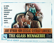 Wyman Prints - The Glass Menagerie, Jane Wyman, Kirk Print by Everett
