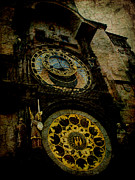 Orloj Posters - The Gods of Time Poster by Lee Dos Santos