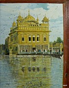 Colourfull Originals - The Golden Temple by Syed kashif Ahmad