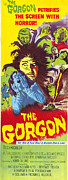 Gorgon Photo Posters - The Gorgon, 1964 Poster by Everett