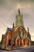 Hdr Photo Prints - The Gospel Print by Bryan Steffy